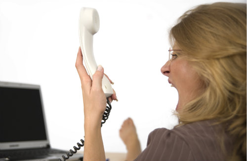 Telephone Harassment Legal Services in California